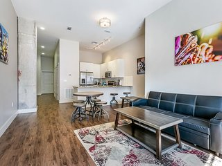 1bd spacious condo w rooftop views near French Quarter