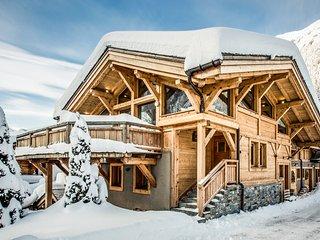 Les Rives d'Argentière-Chalet Granit 5* luxe 12 personnes