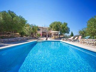 COMFORT - Villa for 10 people in Arta