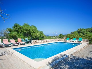 SA CORBAIA NOVA  - Villa for 10 people in Arta