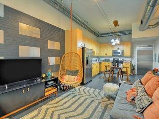 NEW! Eclectic Scottsdale Studio w/Poolside Patio!