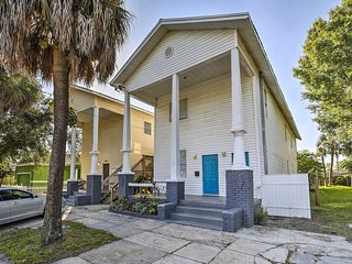 NEW! Spacious Tampa Condo - 20 Minutes to Beach!