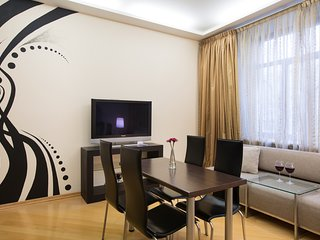 Comfortable apartment Moscow City