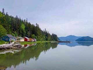 Cassiar Cannery ~ where history and nature meet~