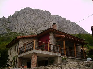 Casa Rural Carrio, en el Parque Natural de Ponga
