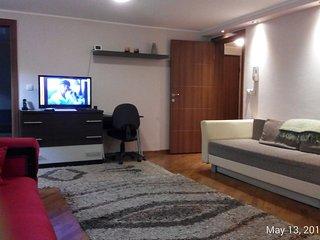 Apartment Dedinje - entire one bedroom apartment