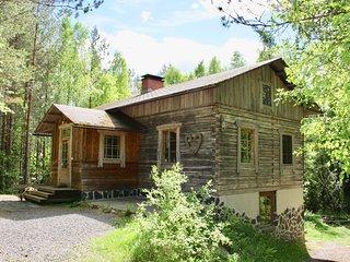 Seitsemisen Torpat Log Cabin