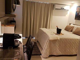 Aluguel flat em Joao Pessoa - Cabo Branco