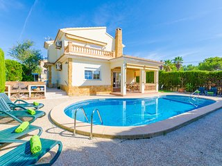 BAHÍA GRANDE - Villa for 8 people in Bahia Grande
