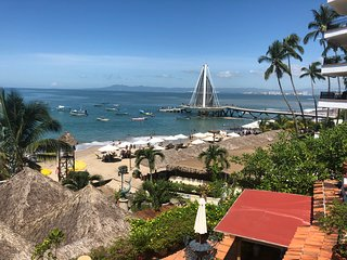 Beachfront Condo El Dorado