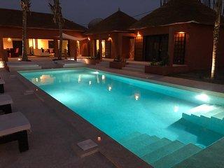 Maison d'Hote Villa Le Petit Paradis Saly
