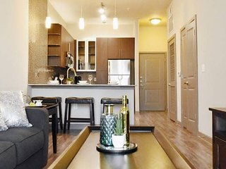 ★★★★★Brand New Downtown 1BR Apt+FreeParking+Pool