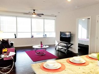 Downtown Mid Rise Fully Furnished Apt+Rooftop pool