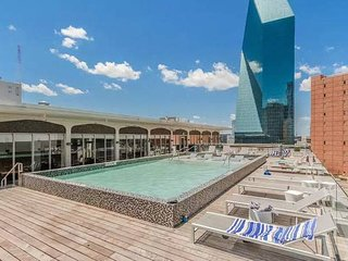★★★Downtown Dallas Corporate 1BR Apt+Rooftop pool
