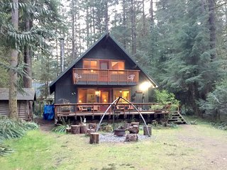 Snowline Family Cabin #49 - DISHWASHER, WASHER/DRYER, BBQ, PETS OK, SLEEPS-10!