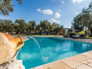 2 bedroom Villa in Carpignano Salentino, Apulia, Italy : ref 5488723