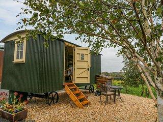 MOOR SKIES, woodburner, sheperd's hut, Oxenhope