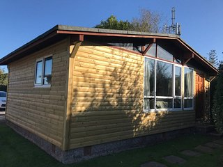 Devon Holiday Chalet in Seaton