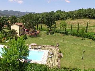 Villa indipendente in Toscana,  con piscina, WI.FI, Air.Cond. Prezzo speciale