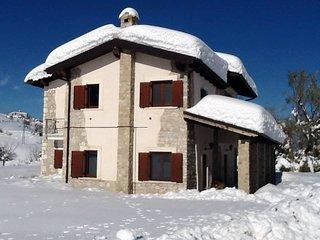 Majella House, Roccacaramanico