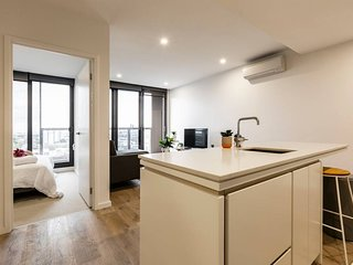 Melbourne Southbank Brand New 1 Br Holiday Apartment