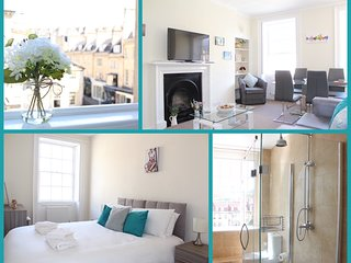 Central Bath Apartment in Beautiful Location (AS)