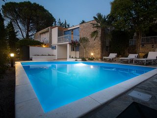 Villa Blue Dondola with a Pool