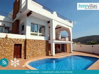 HMR Villas - Villa Portina - Moraira