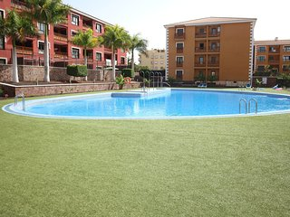 Apartment with pools,  paddle court and wifi