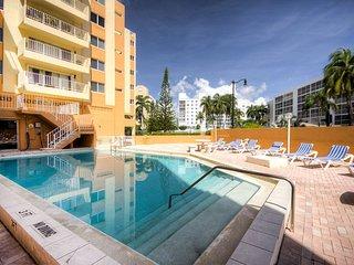 Marbella 506 - One bedroom condo, Folrida, Sunny Isles Beach !