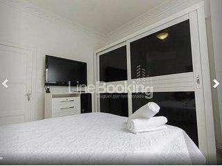 Apartamento ao lado do hotel Copacabana Palace #204