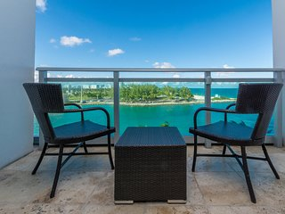 Actual view direct to Ocean * Ritz Bal Harbor * Lowest price for this property