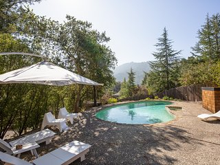 Beautiful Marin home | Pool & Views of Mt Tam