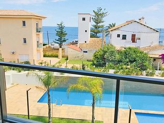 Luxury 3 Bedroom Apartment with Sea views just a few minutes walk to the beach