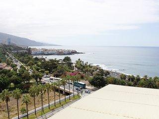 3Hab Preciosas vistas en Playa Jardin.