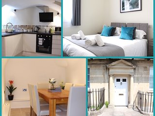 Homely Central Bath Maisonette (GSS)