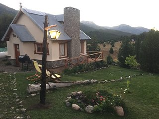 Cabañas en Villa Meliquina
