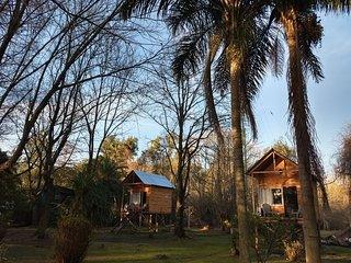 Cabanas Le Parc Delta de Tigre