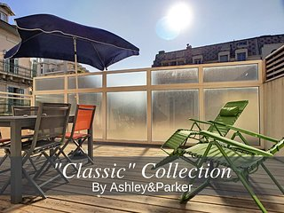 Ashley&Parker- ALPHONSE KARR TERRACE -Big terrace on the famous shopping street