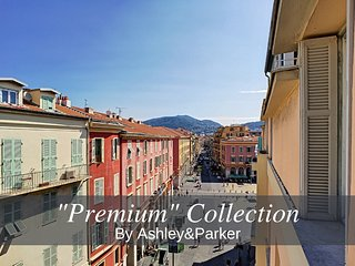 Ashley&Parker - 'Palais Massena' - Ideally Located