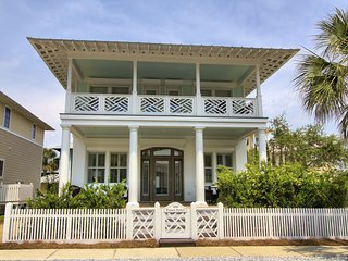 Picture Perfect - Steps to Beach - Designer Home