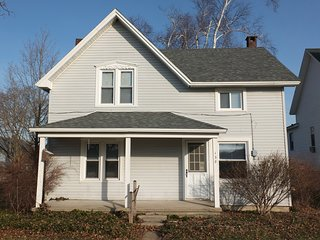 NEW! Agape Centennial House - Charming Historic Home in Beulah with Lake View