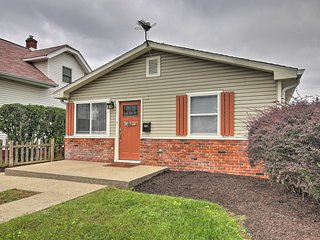 NEW! Ideally Located Home-Walk to Speedway Main St