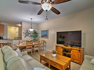 NEW! Townhome w/Pool Access, ~10 Mins to Disney!