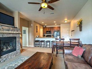 NEW! Granby Ranch Condo - Close to Slopes & Lake!