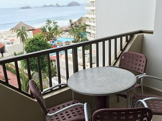 Tesoro 522 Beach Resort Condo 2BR 2BA Ocean View