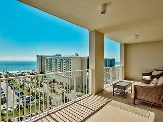 3 Bedroom Gulf View Condo at Ariel Dunes in Destin, FL!