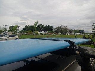 PANAMA SURFING, PLAYA CARACOL