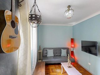 Depto acogedor cerca del centro de la ciudad - Cozy apt near the city center