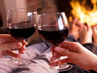 Snuggle up and enjoy a cosy night in by the log fire